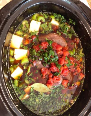 crock pot start slow cooker pot roast