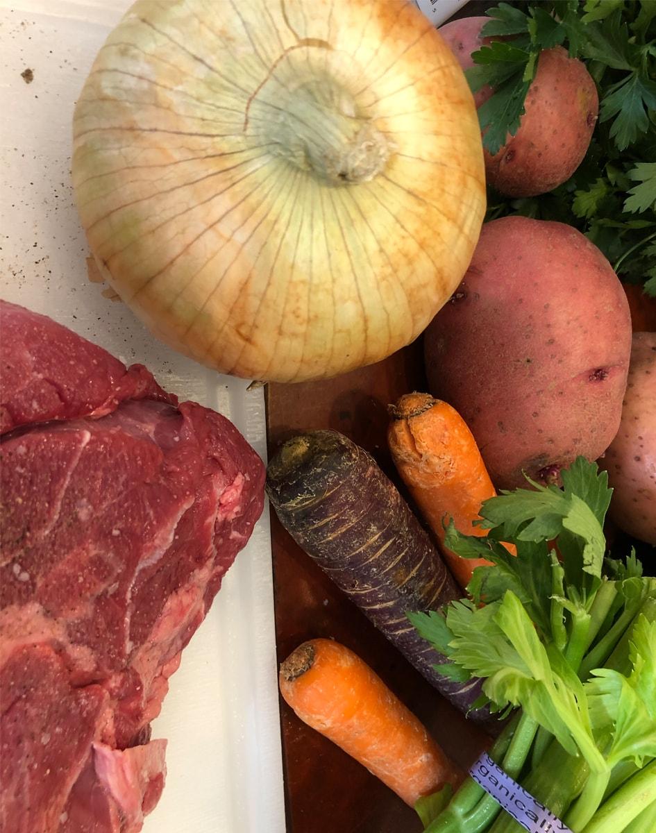 ingredients slow cooker pot roast
