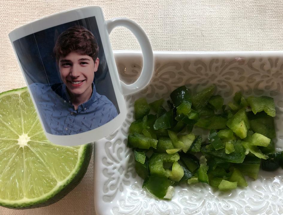 lime and jalapeño