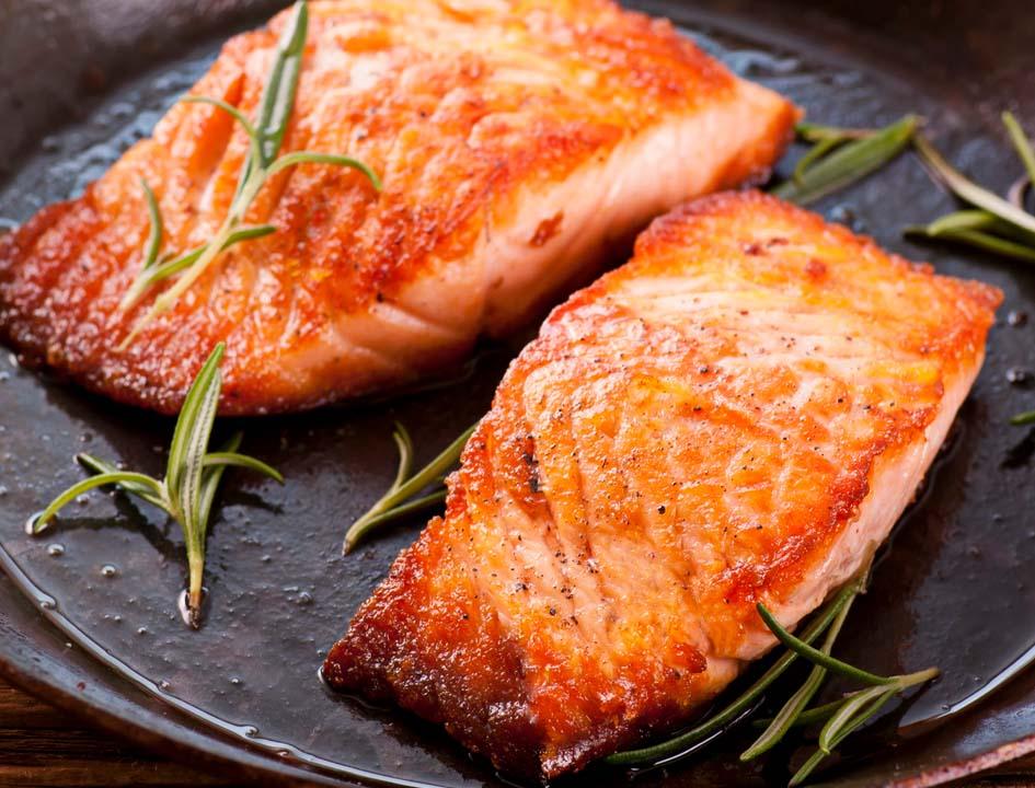 anti-aging food fatty fish