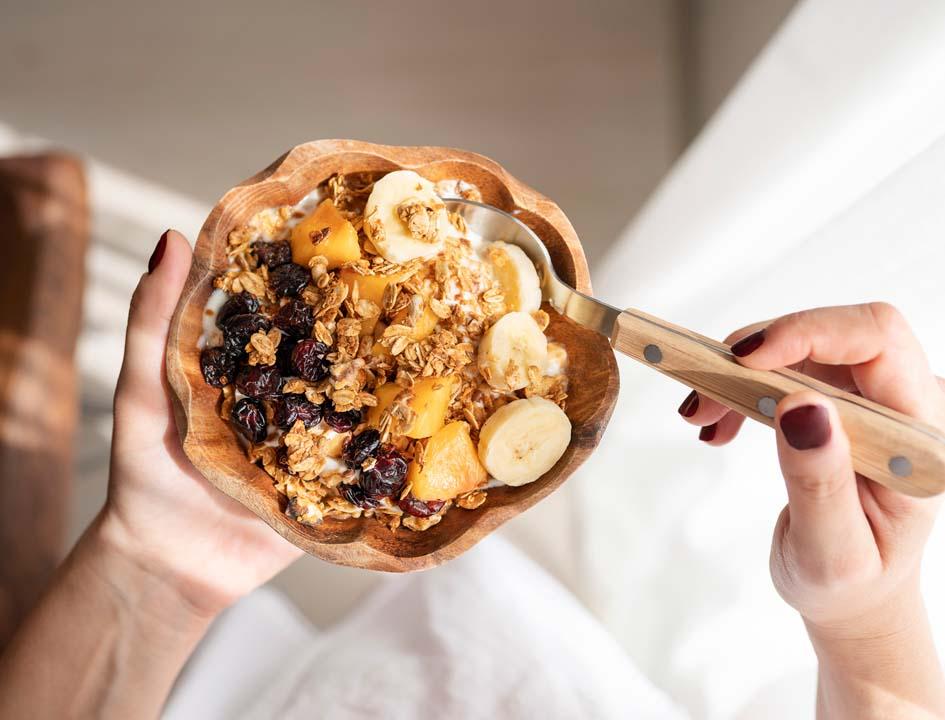 eat fiber lower cholesterol levels naturally